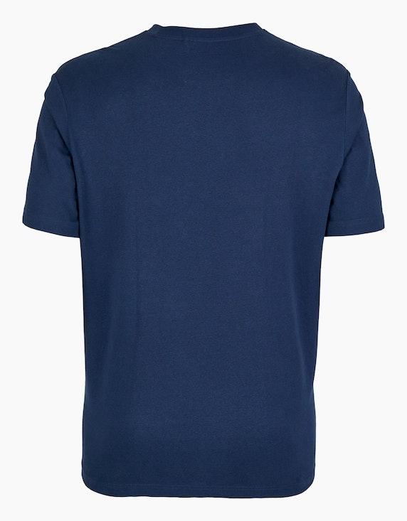 Big Fashion T-Shirt mit Print | [ADLER Mode]