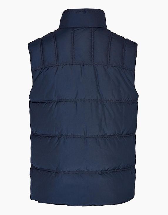 Via Cortesa wärmende Weste mit Stehkragen und Reißverschluss-Taschen | [ADLER Mode]