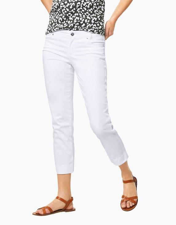 Street One Colour-Jeans-Hose, 7/8 Länge, Yulius   [ADLER Mode]