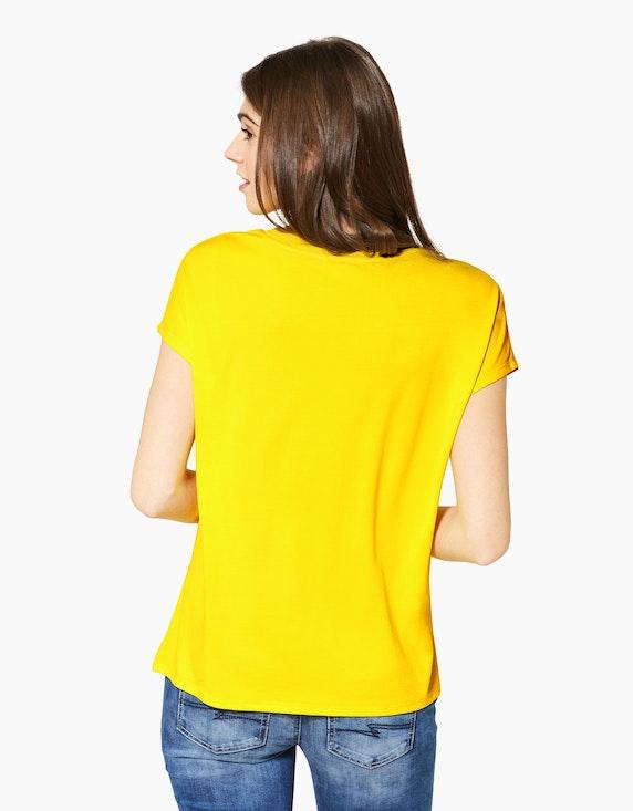 Street One T-Shirt im Basic-Look | [ADLER Mode]