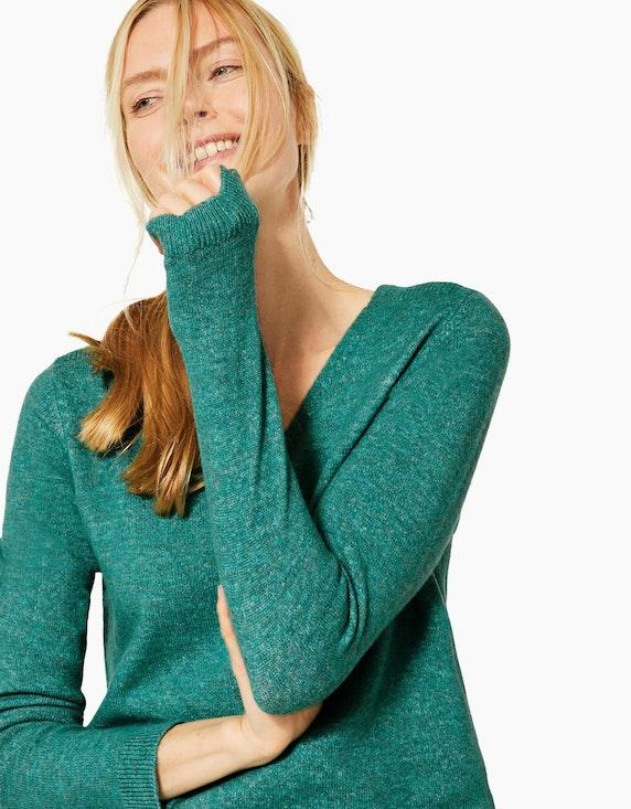 CECIL Feinstrick-Pullover in Melange-Optik | [ADLER Mode]