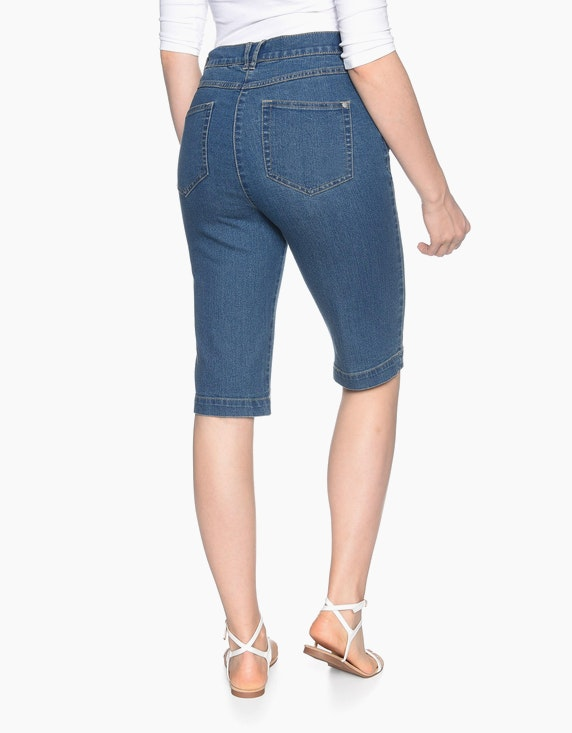 Bexleys woman Jeans-Bermuda im 5-Pocket-Style   [ADLER Mode]