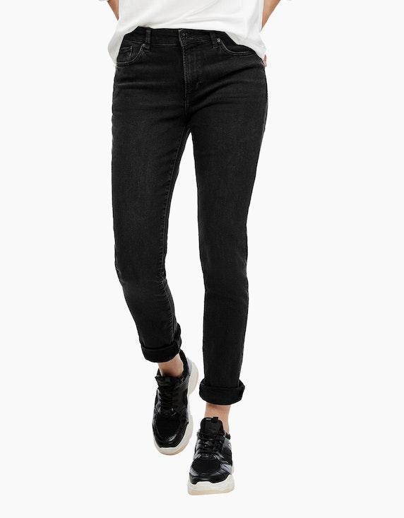s.Oliver Slim Fit Jeans | [ADLER Mode]