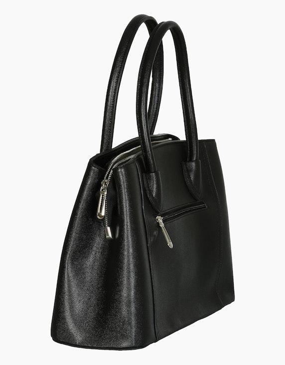 GLÜÜCKSKIND Handtasche in Leder-Optik   [ADLER Mode]