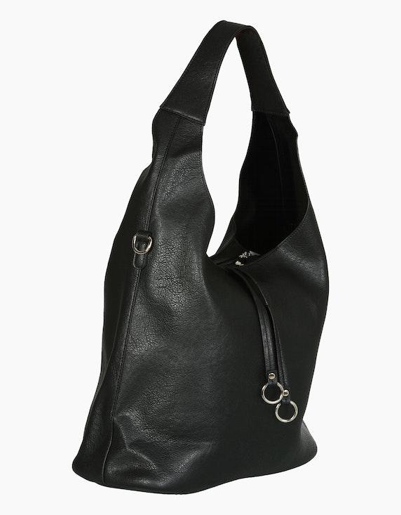GLÜÜCKSKIND Hobo Bag in Leder-Optik   [ADLER Mode]