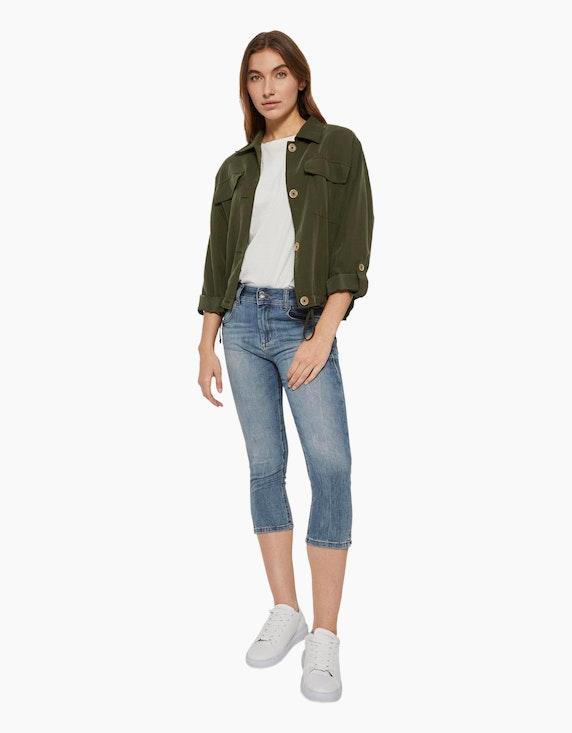 Tom Tailor Capri-Jeans-Hose, Kate Slim   [ADLER Mode]