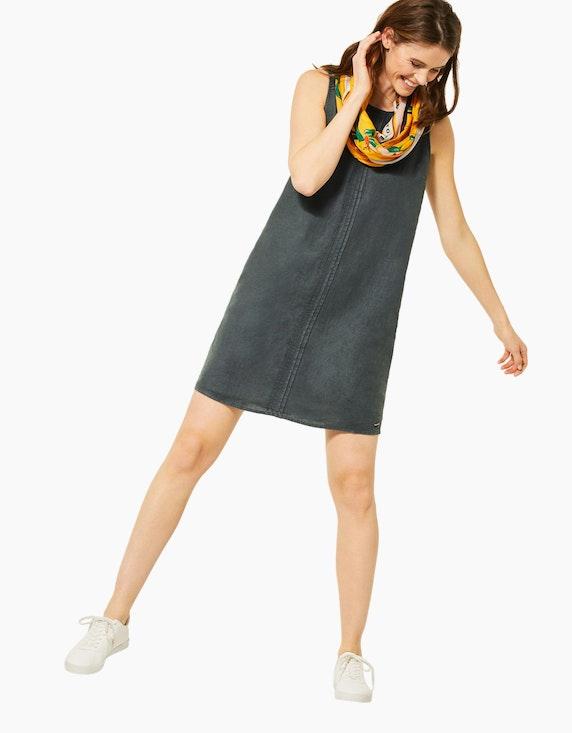 CECIL kurzes, ärmelloses Leinen-Kleid | [ADLER Mode]