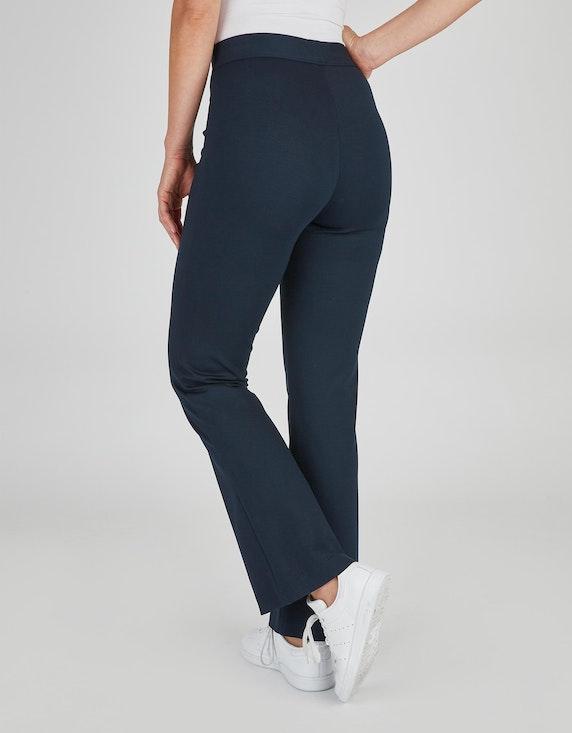 Bexleys woman Jerseyhose mit leicht ausgestelltem Bein | [ADLER Mode]