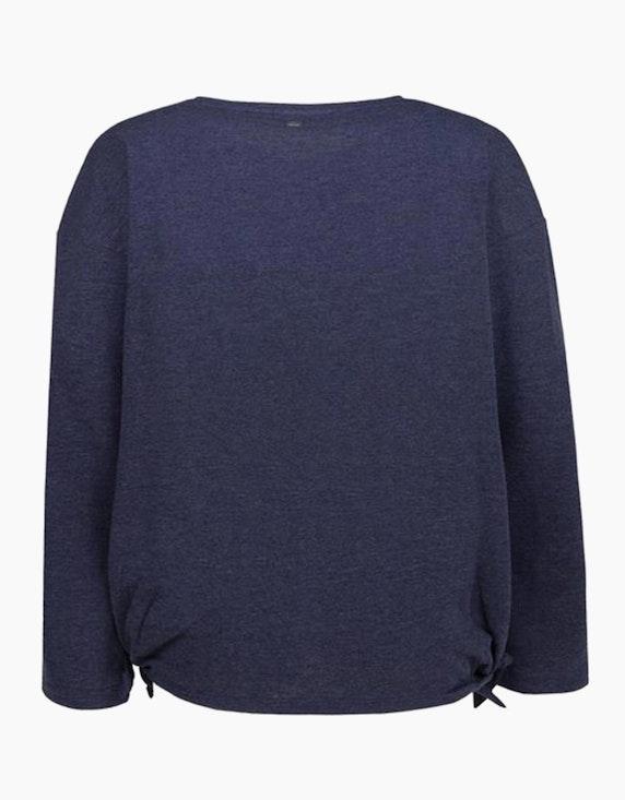 Tom Tailor Girls Shirt mit Knotendetails am Saum | [ADLER Mode]