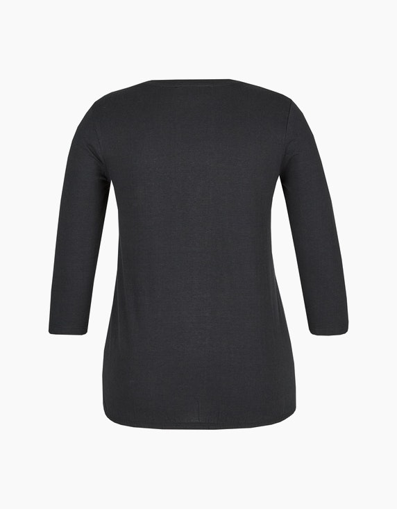 Bexleys woman Shirt mit Plättchenbesatz   [ADLER Mode]