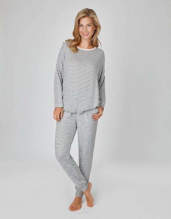Bexleys woman gestrickte Loungewear-Hose | [ADLER Mode]