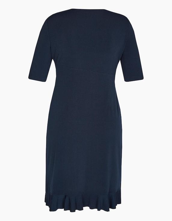 Bexleys woman Jerseykleid in Wickeloptik | [ADLER Mode]
