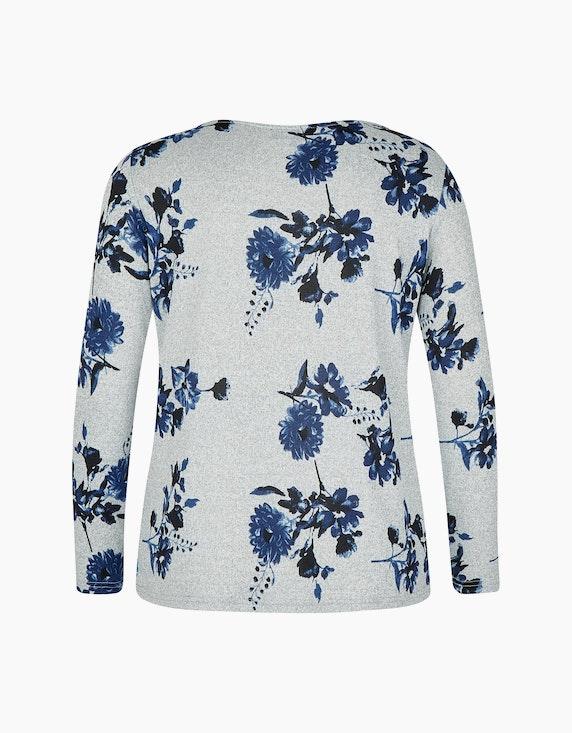 Bexleys woman Florales Shirt mit langen Ärmeln | [ADLER Mode]