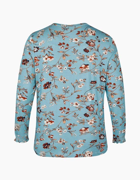 No Secret Langarmshirt mit floralem Print | [ADLER Mode]