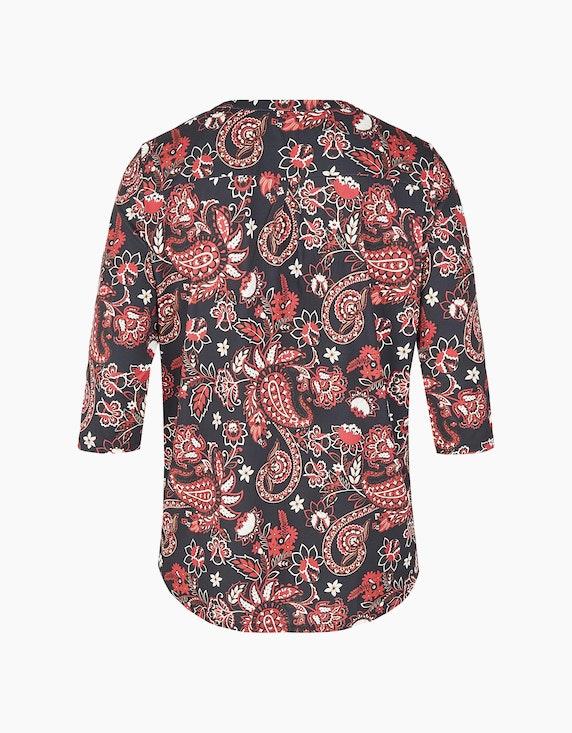 Thea Blusenshirt mit Blumen-Paisley-Muster   [ADLER Mode]