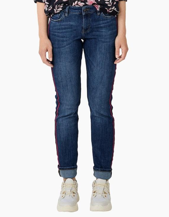 s.Oliver Jeans mit Galonstreifen   [ADLER Mode]