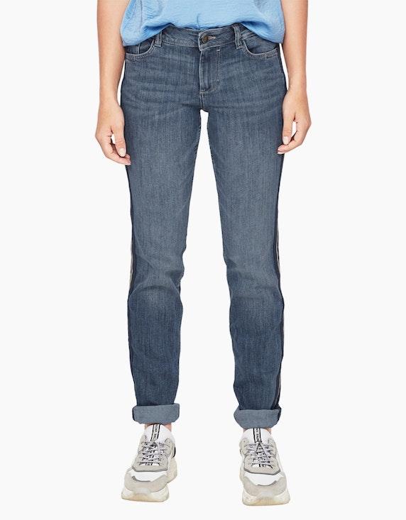 s.Oliver Jeans mit Galonstreifen | [ADLER Mode]