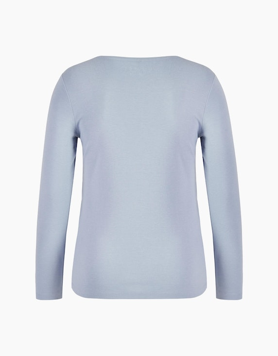 Bexleys woman Langarmshirt mit Foliendruck | [ADLER Mode]