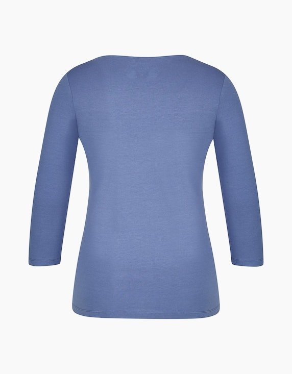 Bexleys woman Basic Shirt mit Ärmel in 3/4-Länge | [ADLER Mode]
