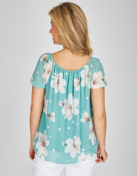 Bexleys woman Shirtbluse mit Blütenmotiven   [ADLER Mode]