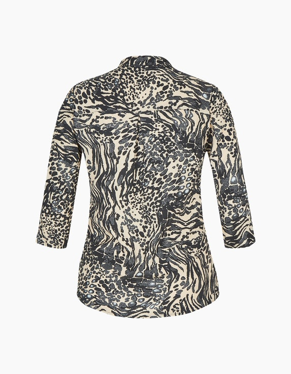 Bexleys woman Bluse mit Animal-Print | [ADLER Mode]