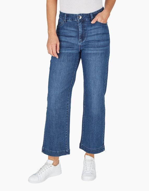 Bexleys woman Cropped Jeans | [ADLER Mode]