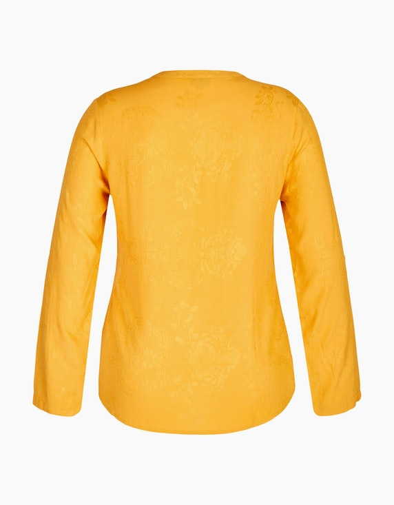Bexleys woman Jacquard-Bluse mit Kettenbesatz   [ADLER Mode]