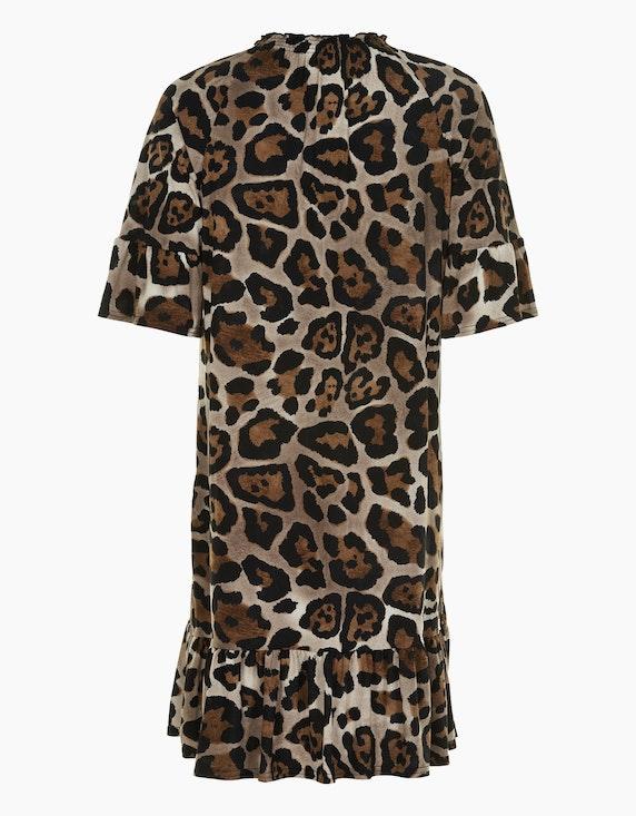 "iN FRONT Kleid ""Veronique"" im Animal-Look | [ADLER Mode]"