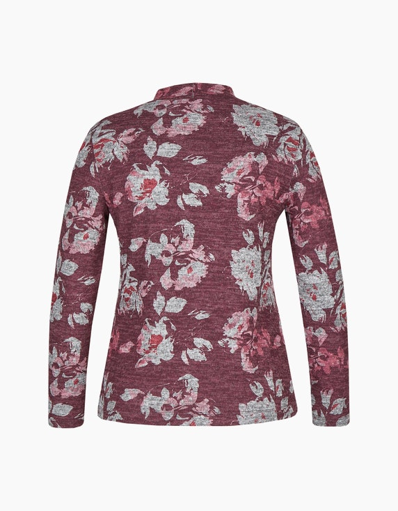 Bexleys woman Langarmshirt in flauschiger Qualität | [ADLER Mode]