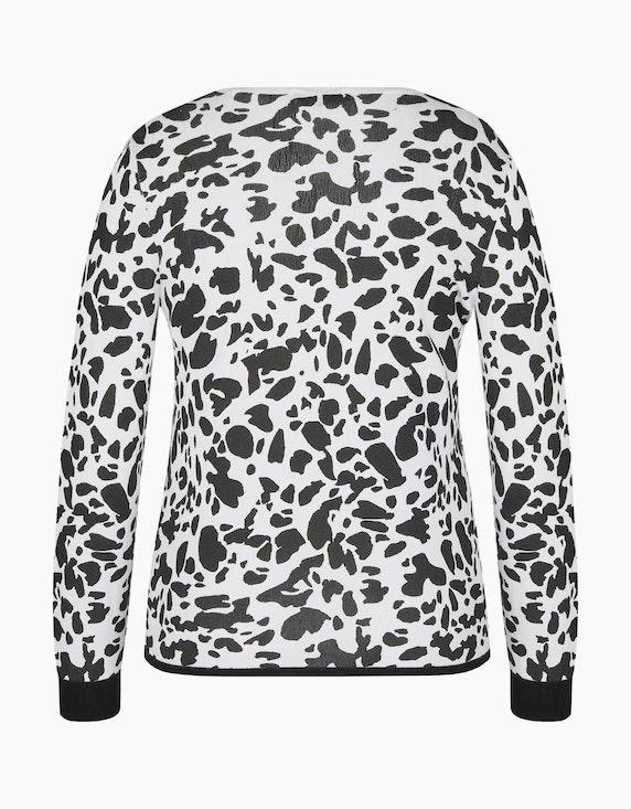 Bexleys woman Pullover mit Animalprint | [ADLER Mode]