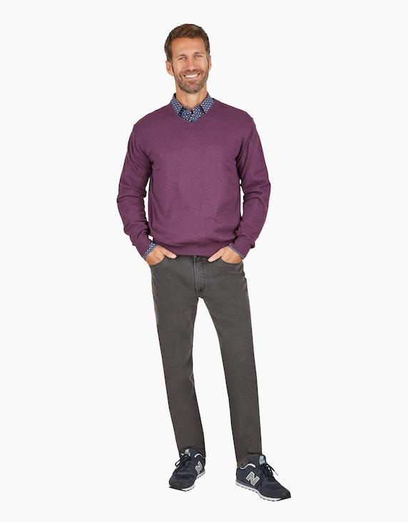 Bexleys man Cotton-Silk-Cashmere Strickpullover   [ADLER Mode]