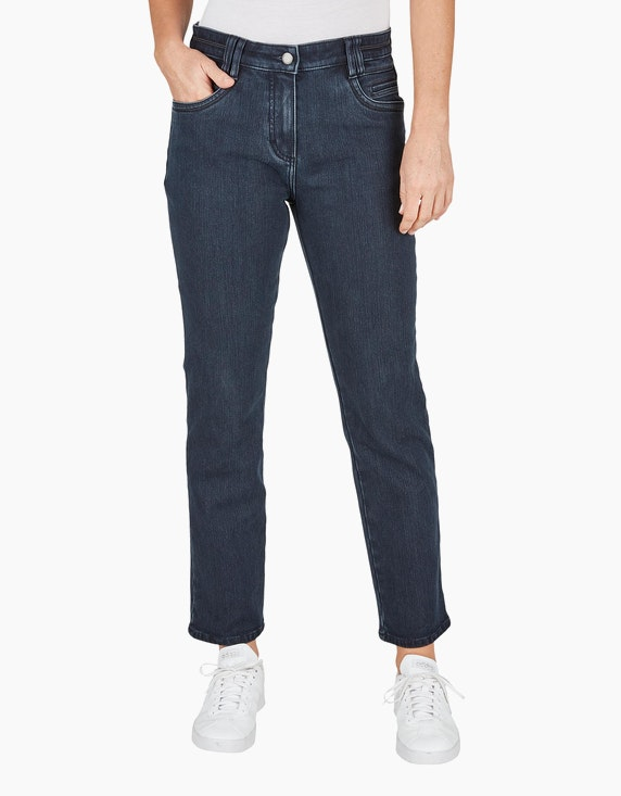 "Bexleys woman Thermo-Jeans ""Sandra"" in Langgröße | [ADLER Mode]"