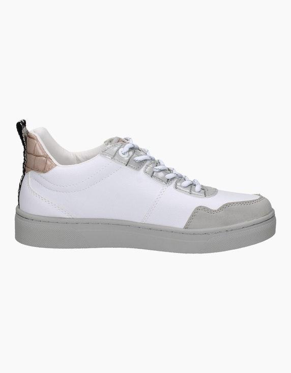 Bugatti Sneaker in Weiß | ADLER Mode Onlineshop