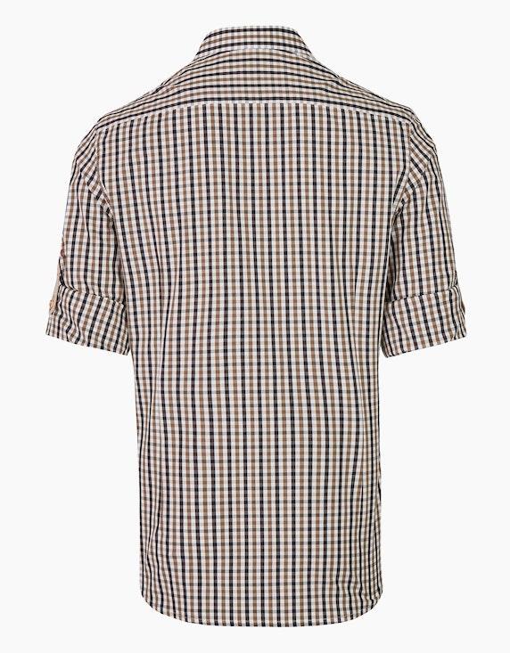 Orbis Trachtenhemd mit Krempelarm   ADLER Mode Onlineshop