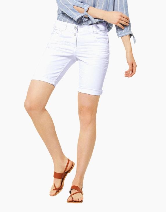 CECIL Loose Fit Shorts, 5-Pocket, Scarlett | ADLER Mode Onlineshop