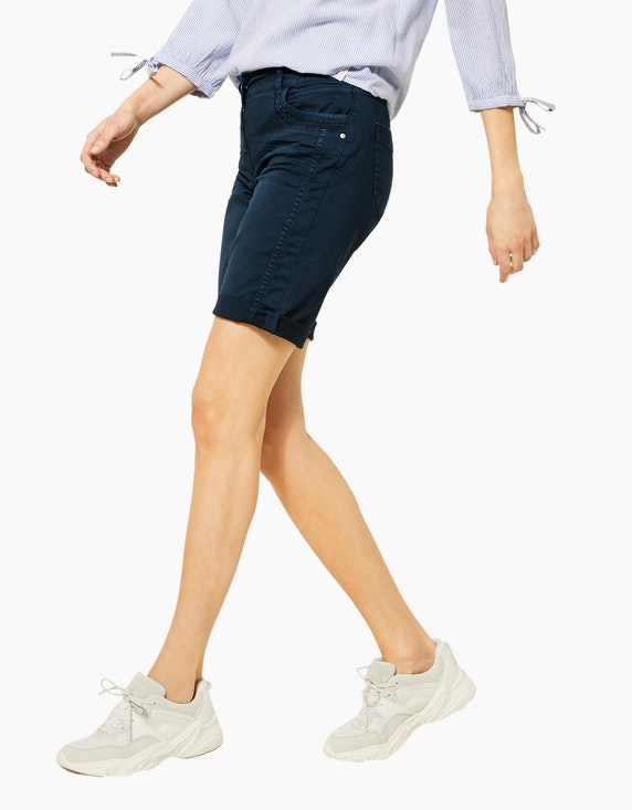CECIL Colour-Denim-Shorts, New York | ADLER Mode Onlineshop
