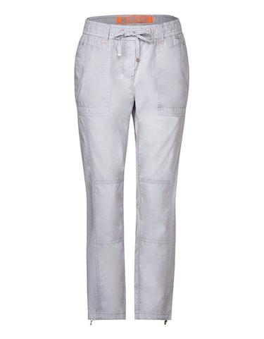 Hosen - Paper Touch Hose, 7 8 Länge, reine Baumwolle, Jessy, 31 26  - Onlineshop Adler