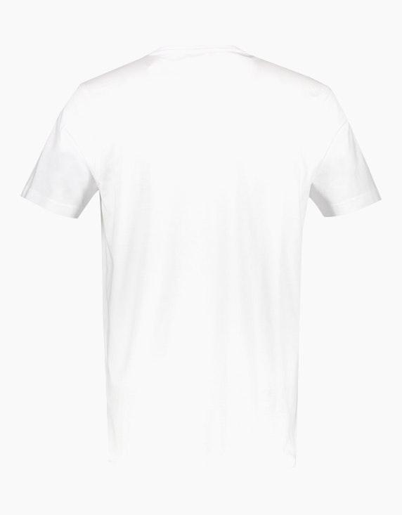 Lerros T-Shirt Doppelpack | ADLER Mode Onlineshop