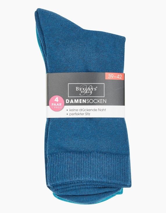 Bexleys woman Socken 4er Pack | ADLER Mode Onlineshop