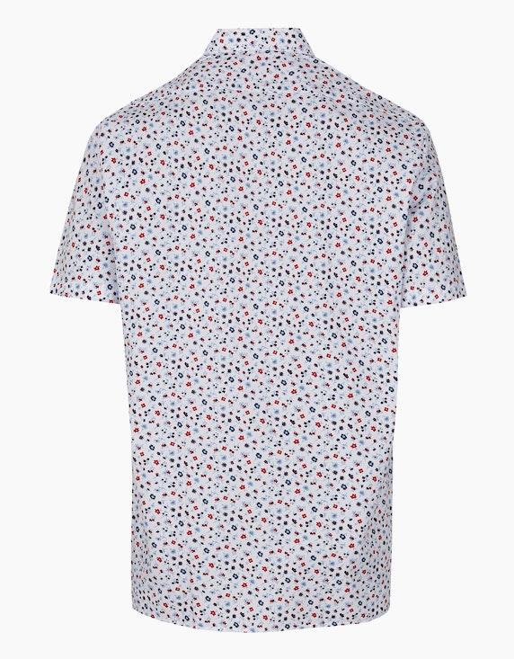 Marvelis Freizeithemd, kurzarm, bedruckt | ADLER Mode Onlineshop