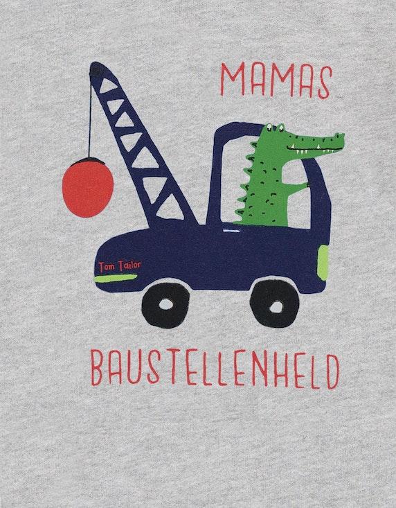 Tom Tailor Baby Boys Shirt mit Front-Print | ADLER Mode Onlineshop