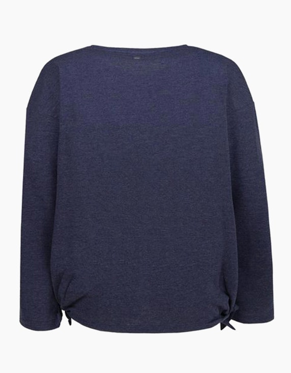 Tom Tailor Girls Shirt mit Knotendetails am Saum | ADLER Mode Onlineshop
