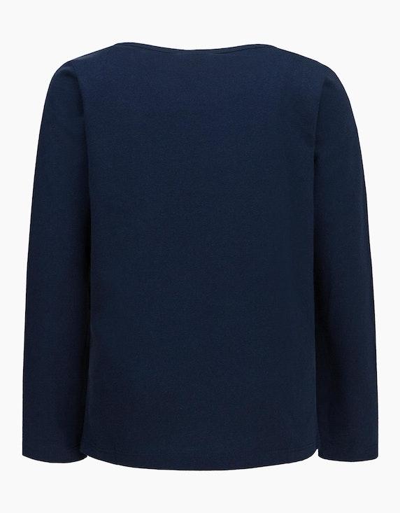 Tom Tailor Mini Girls Shirt mit Print und Perlen | ADLER Mode Onlineshop
