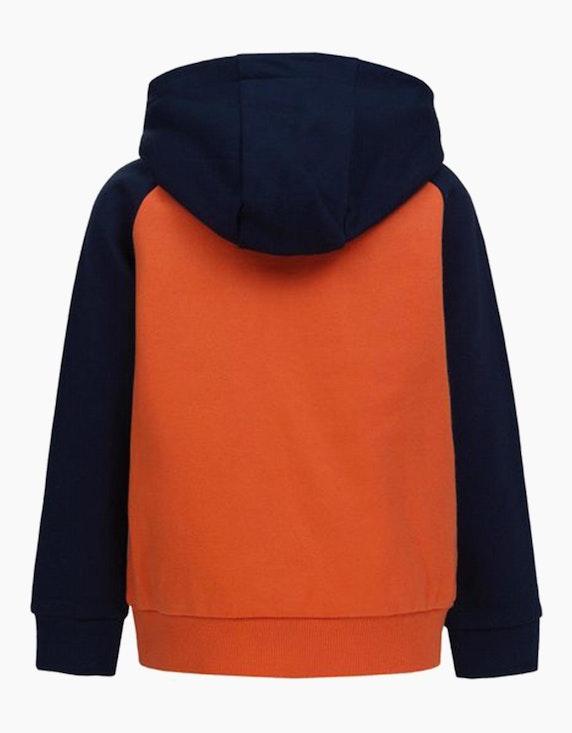 Tom Tailor Mini Boys Hoodie im Color-Block-Look | ADLER Mode Onlineshop