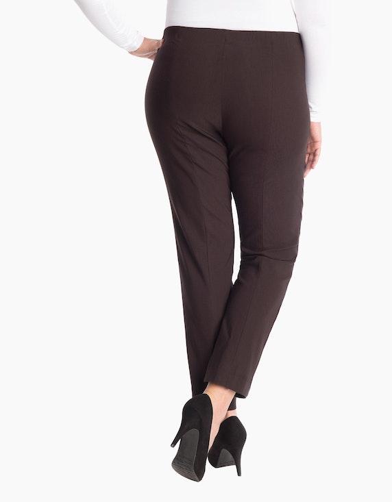 KJ Brand Schlupfhose Susie XS Ankle (knöchellang) in Stretch-Bengalin | ADLER Mode Onlineshop