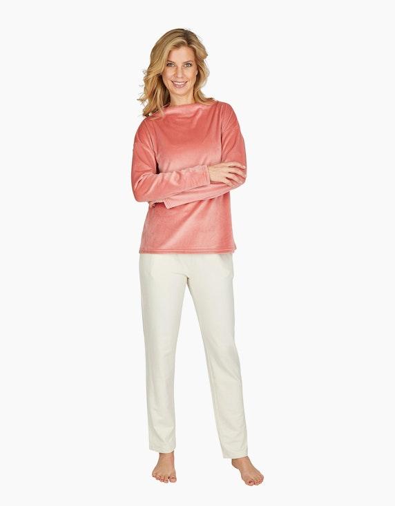 Bexleys woman Mix & Match Nicki Loungewear Shirt | ADLER Mode Onlineshop