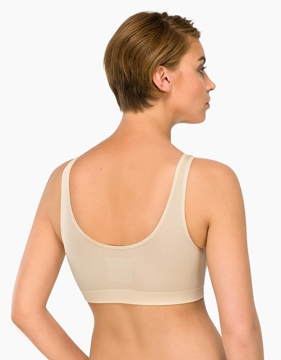 Schiesser Bustier Seamless Light | ADLER Mode Onlineshop