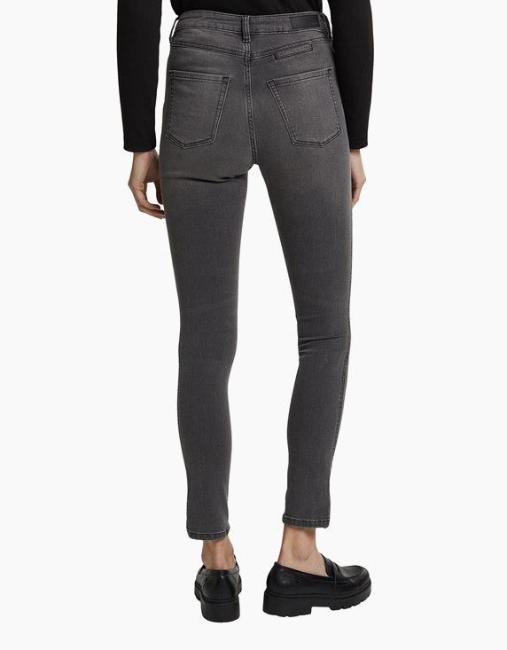 Esprit Recycelt: Skinny-Jeans mit hohem Bund   ADLER Mode Onlineshop