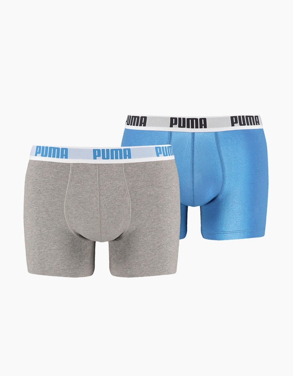 Puma Basic Boxer 2er Pack | ADLER Mode Onlineshop