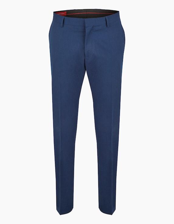 Thomas Goodwin Baukasten-Hose Slim Fit in Royal Blau | ADLER Mode Onlineshop